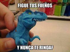Memes en español, chistes cortos y humor. Walmart Funny, 9gag Funny, Hilarious Memes, Dumb Jokes, Memes Humor, Song Memes, Reaction Pictures, Funny Pictures, Dinosaur Funny