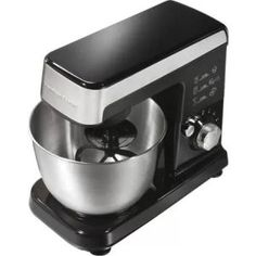 Hamilton Beach Stand Mixer 6-Speed:  For someone who bakes to relax, the Hamilton Beach 63327 does a fine job. This stand mixer comes in quite handy when summoned for mixing and has a build that is comparable to all top notch brands offering the same product at a higher price.