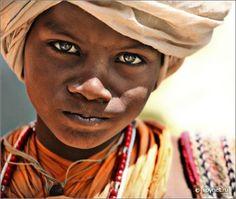 Portraits d'enfants du monde (75 portraits)