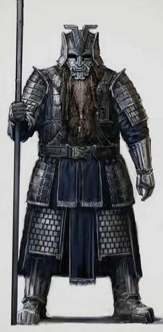 Belegost Dwarf Warrior