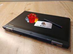 🎅Des idées cadeaux branchées... 🎅 Portable-tablette Lenovo Yoga 12 ULTRAPORTABLE PROFESSIONNEL 2-EN-1  •Processeur de la 5e génération Intel® Core™ •Système d'exploitation Windows 8.1 64 bits •Un seul appareil, quatre modes d'utilisation uniques •Assez mince et léger pour les vétérans de la route •La résistance et la fiabilité légendaires du ThinkPad •Écran en verre Dragontrail robuste PRIX SPÉCIAL  645$ #informatique #réparatio Lenovo Yoga, Mince, Portable, Laptop, Glass Screen, Central Processing Unit, Brickwork, Gift Ideas, Laptops