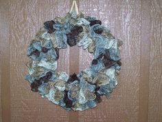 sashay yarn pattern crochet | ... crocheted. (Youtube.com has directions on how to crochet Sashay yarn