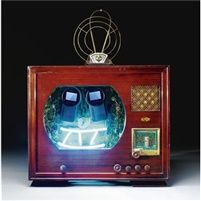 Bid now on Polaris by Nam June Paik. View a wide Variety of artworks by Nam June Paik, now available for sale on artnet Auctions. Nam June Paik, Assemblage Art, Andy Warhol, Asian Art, Contemporary Art, Artsy, Auction, Sculpture, Portrait