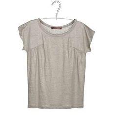9cb20e28067 Tee-shirt ample Gris COMPTOIR DES COTONNIERS FEMME - Boutique en ligne  COMPTOIR DES COTONNIERS - Place des Tendances.