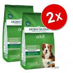 Animalerie  Lot Arden Grange pour chien  Puppy/Junior Large Breed (2 x 12 kg)