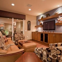 Home Entertainment Center Ideas_06