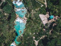 Cascadas El Chiflón Продолжаем атаковать вашу ленту и аккаунт Тинькова лонгридами про Мексику 😜 🌊Сегодняшний - про комплекс водопадов Эль Чифлон на юге штата Чиапас. Итак, десяточка: 1. Не забиваем на...