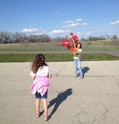 {Kite Flying with Kids: Hands-on Science & Book list} head outdoors for a day of family fun and adventure with kites!