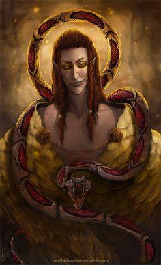 Prince Loki & his son