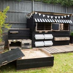 Discover the charm of farmers market cubby houses at Castle & Cubby, the cubby houses Australia is talking about. Find kids cubbies for sale & hire here. Kids Outdoor Play, Outdoor Play Areas, Kids Play Area, Backyard For Kids, Outdoor Fun, Kids Cubby Houses, Kids Cubbies, Play Houses, Build A Playhouse