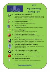 Top 10 Energy Saving Tips | Energy Efficiency Tips | Energy saving