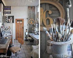 « Sur 1 R de brocante » ~ e-magDECO : Magazine de décoration