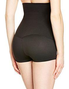 5247a9d10 Maidenform Flexees Women s Shapewear Minimizing Hi-Waist Boyshort