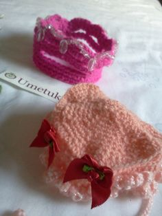 hats for pets, capelinas xa perritas, coronita en crochet