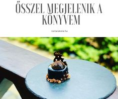 Ősszel megjelenő könyvem Mousse, Caramel, Moose