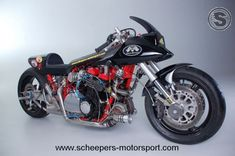 Classic Katana Superstreetbike - Scheepers Motorsport