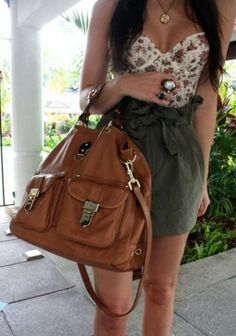 That purse cute summer outfits, spring outfits, cute outfits, summer clothe Cute Summer Outfits, Spring Outfits, Cute Outfits, Summer Clothes, Edgy Outfits, Outfit Summer, Diy Clothes, Fashion Vestidos, Moda Outfits