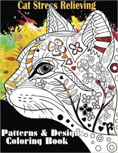 Buy Tomlyn Cat Anxiety & Stress Control 24 x at online store Coloring For Kids, Adult Coloring, Coloring Books, Colouring, Color Activities, Printable Coloring Pages, How To Relieve Stress, Pattern Design, Lilt
