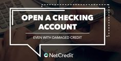 checking account header