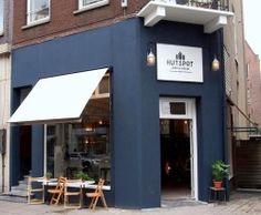 Bar Hutspot. Van Woustraat 2, Amsterdam.