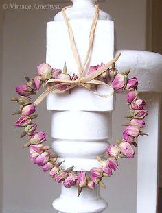 ~ Lavender Rose Hearts ~