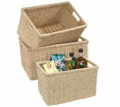 Medium Seagrass Basket