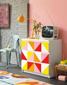 Mobilya Boyama Örnekleri | Dekorasyon Cini