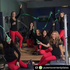 Happy New Year from all of us at @idlehourboutique & @puremovementpilates || we are closed today while the #pilates side gets a makeover  || see you tomorrow #idlehourboutique #dtfw #beforeandafter #happynewyear