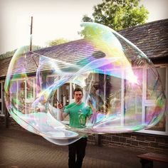 Dr Zigs Extraordinary Bubbles - At the Bubble Shop - sent by Dino Sarpi