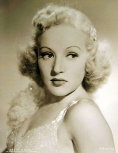 Betty Grable: men haven't been the same since...