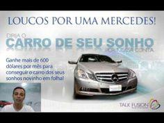 A empresa te bonifica com 600 dólares mensais para você comprar a sua Mercedes Benz ao atingir o posto de ouro 3 estrelas.