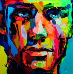 Q&A with Knife Painter Francoise Nielly