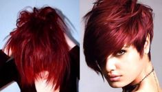 Why can't I pull off this hair color...I love it. aveda red hair color - Google Search