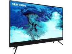 """TV LED 32"""" Samsung Conversor Digital 2 HDMI 1 USB com as melhores condições você encontra no Magazine Shopspremium. Confira!"""