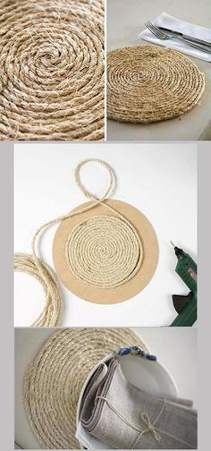 Roda de corda pra mesa