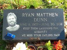 Ryan Dunn, Highland Drive Cemetery, Brecksville, OH