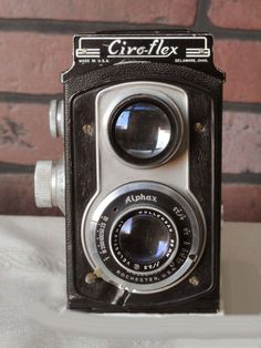 Vintage CiroFlex Alphax Camera