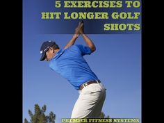 5 Exercises To Increase Hip and Torso Speed for longer Golf Shots - http://golfhq.net/5-exercises-to-increase-hip-and-torso-speed-for-longer-golf-shots/