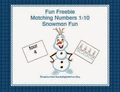 On the first day of Christmas my true love gave to me, One Frozen Freebie!