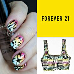 Lydia's Nails: Mani Muse Monday - Forever21