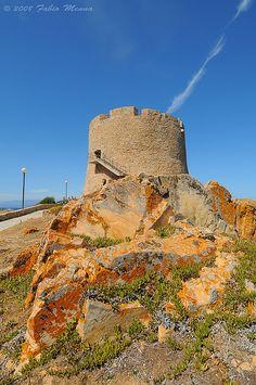 Santa Teresa di Gallura - Torre aragonese