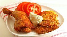 Kyllinglår med potet- og gulrotrøsti - Rask - Oppskrifter - MatPrat