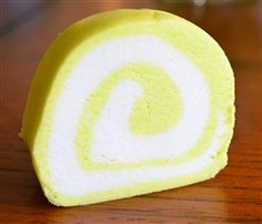 Lime Bubble Bars make for a refreshing bath time experience.