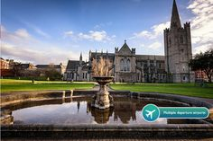 2-3nt Dublin Spa & Flights - Optional Guinness or National Leprechaun Museum Tour! deal in Accommodation Treat yourself to a two or three-night luxury Dublin break at the Best Western Sheldon Park Hotel.   Fly from Gatwick, Stansted, Luton, Liverpool, Birmingham, Bristol, Glasgow, Edinburgh, East Midlands, Leeds Bradford or Manchester.  Enjoy access to the hotel's fitness suite, pool and...
