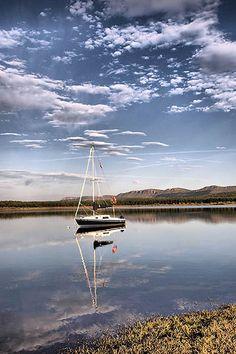 Embalse de la Cuerda del Pozo  #Pinares #Soria #Spain Aquellas vacaciones en el camping de Abejar, ¡que bien lo pasamos!