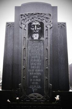 Tilburg cemetery by christianstobbe, via Flickr