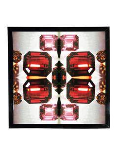 Gem Kaleidoscope Ruby by ZOE BIOS CREATIVE at Gilt