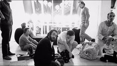 Stanley Kubrick while filming A Clockwork Orange (1971) Stanley Kubrick Quotes, Look Magazine, All Movies, Film Director, Screenwriting, Cinematography, Filmmaking, Behind The Scenes, Comedy