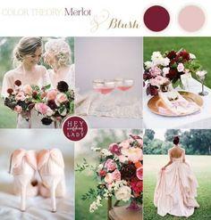 Marsala & Blush Palette