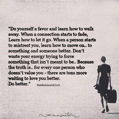 Let It Go and Start Living A Brand New Life - https://themindsjournal.com/let-go-start-living-brand-new-life/